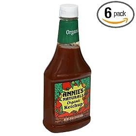 Naturals Organic Ketchup, 24-Ounce Bottles (Pack of 6): Amazon.com
