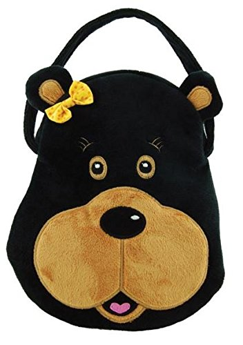 Jillie Bear Purse ~ Yellow