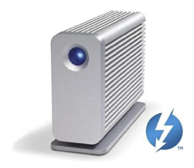 2TB LaCie Little Big Disk Thunderbolt Series 5400rpm (9000107) from Lacie