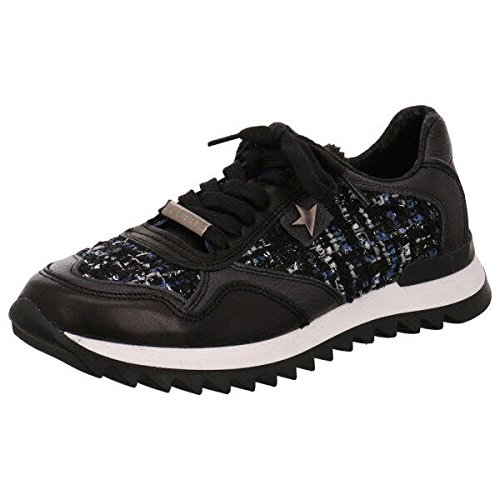 Cetti Luxsportiveshoes C848 SRA V NEGRO, Sneaker donna, (Nero), 39 EU