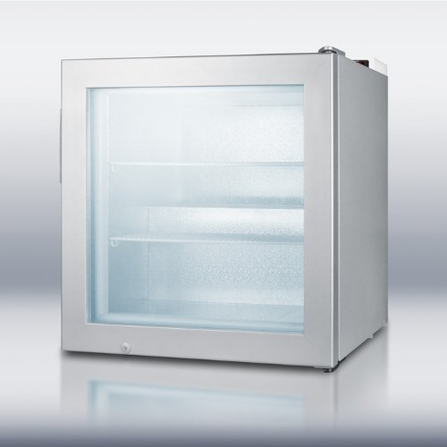 Summit Scfu386Frost: Commercial Beer Froster With Glass Door And Digital Thermostat