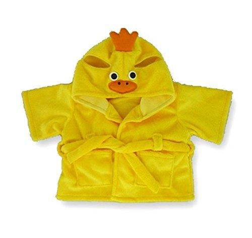 build-your-bears-wardrobe-15-cm-vestiti-per-orsetto-appendiabiti-a-forma-di-anatra-colore-giallo