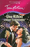 A Night to Remember (Temptation S.) (0263807932) by Gina Wilkins