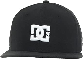 DC Men's Empire Se Hat, Black, 7.25