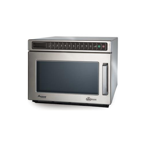 Amana Hdc182 Compact Commercial Microwave Oven, 208-240V, 1800 Watts