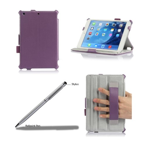 Cheapest Prices! ProCase Slim Fit Hard Leather Case for Apple iPad mini 2 with Retina Display and iP...
