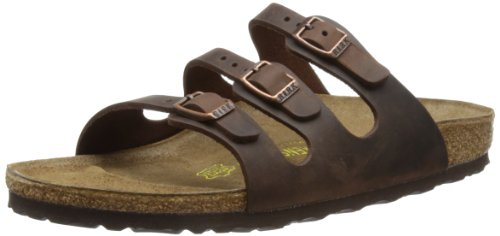 Birkenstock Women's Florida 55 UK63 Habana Slides Sandal 9 UK 42 EU