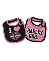pink harley davidson baby shower set diaper cake centerpiece by little