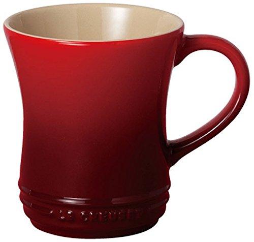 LE CREUSET マグカップS レッド 910072-01-06