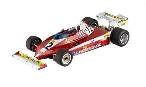【MATTEL/マテル】1/43 フェラーリ 312T3 カナダGP 1978 G.ビルニューブ