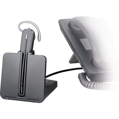 Plantronics Genuine Cs540/Hl10 Convertible Dect 6.0 Headset With Lifter