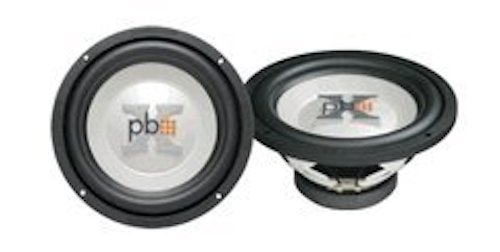Powerbass Xtreme Xl-104M Marine Subwoofer 10""