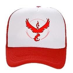 XCOSER[エックスコス] ポケモン コスプレ帽子 妖怪 ハット ゲーム キャップ 野球帽子 アウトドア アクセサリー 日除け帽子 コスプレ道具 通常用 男女兼用 フリーサイズ