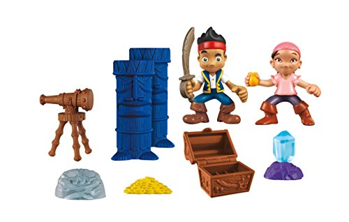 Fisher-Price Jake and the Never Land Pirates - Secret Tiki Treasure Adventure - 1