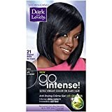 Dark & Lovely Go Intense Permanent Non-Drip Haircolor - Original Black -