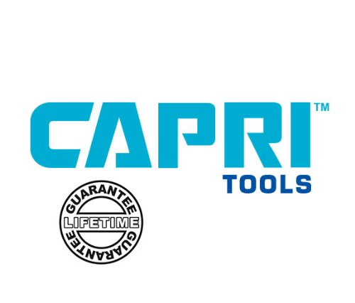 Capri Tools 8-Inch Heavy Duty Mini Bolt Cutter dh 230 copper tube terminal crimping tools large y o terminal crimper 10 240mm2 al cu heavy duty crimping tools