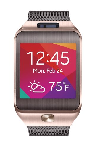 Samsung Gear 2 Smartwatch - Brown Gold (US Warranty)