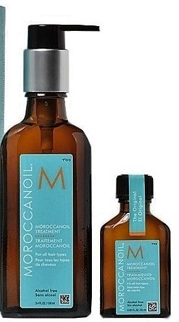 Oil Treatment moroccanoil 100ml + Oil Treatment moroccanoil 25 ml