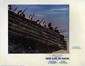 Drums along the Mohawk 1939 Film Posters