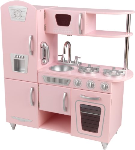 418a%2BoY3mPL Buy  Kidkraft Vintage Kitchen in Pink