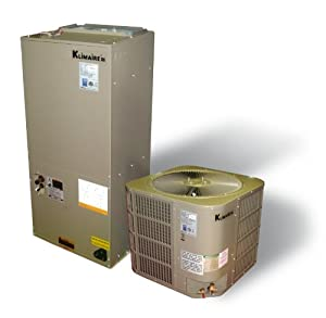 3.0 Ton Klimaire 13 SEER Central Heat Pump Air Conditioner System