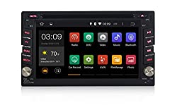 See Being Lucky G33AD442NS01 Car Universal For Nissan 6.2 inch Touch Screen Android 4.4 Double 2 Din DVD GPS Navigation Stereo Head Unit Deck Free Map and 8G Card Details