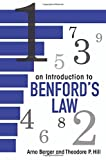 img - for An Introduction to Benford's Law by Arno Berger (2015-05-26) book / textbook / text book