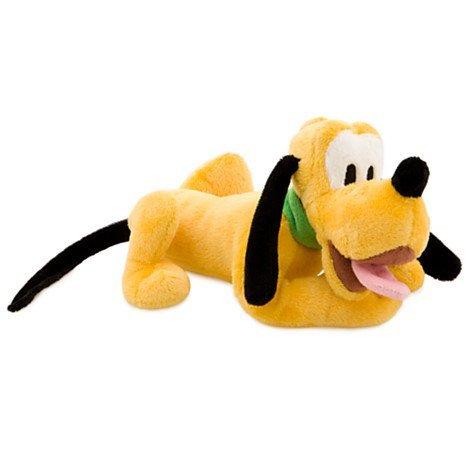 "Disney Pluto 9"" Plush Bean Bag Dog"