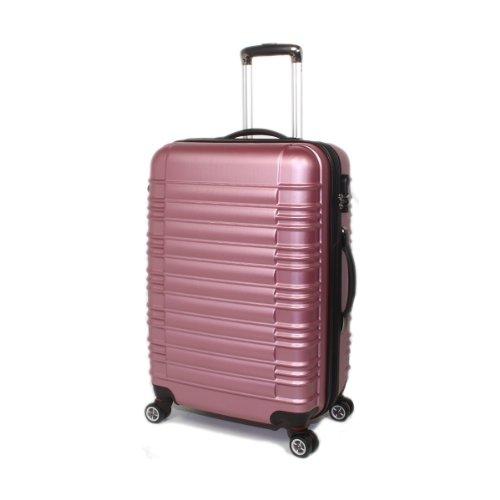 LG2088 ROSA in Größe XL Koffer Reisekoffer
