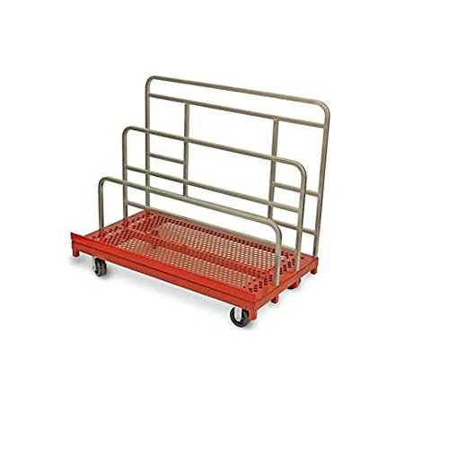Raymond Panel Truck With Graduated Uprights - Polyvinyl Deck - 6