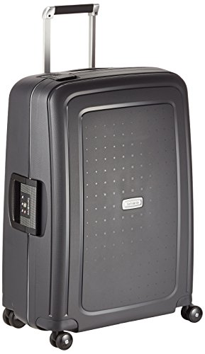 Samsonite Valigia S'cure Dlx Spinner 69/25 69 cm 79 liters Nero (Graphite) 50917-1374