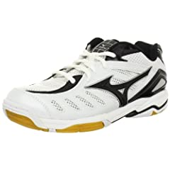 Buy Mizuno Ladies Wave Rally 4 Volleyball Shoe by Mizuno