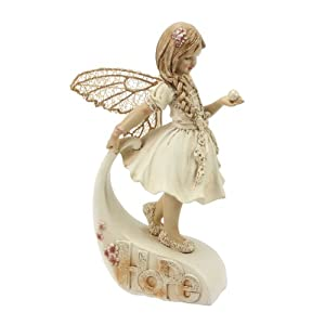 Juliana Sentimental Fairy Figurine - Hope 19.5 cms (60499)