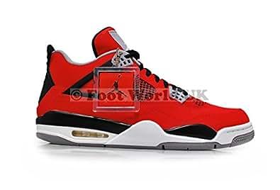 Jordan Air Jordan Big Kids 4 Retro (Gs) Style: 408452-603 Size: 5