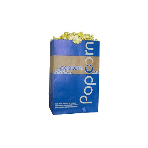 Gold Medal Eco-Select Popcorn Bags, 46 oz. (1,000 ct.) (Eco Popcorn Bags compare prices)