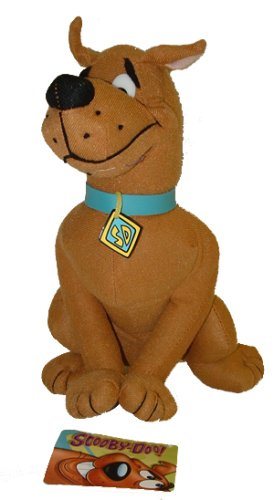 "Scooby Doo the Dog 9"" Plush Figure Doll Toy"