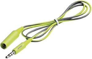 Bose ® Verlängerungskabel für SIE2 Sport Kopfhörer grün