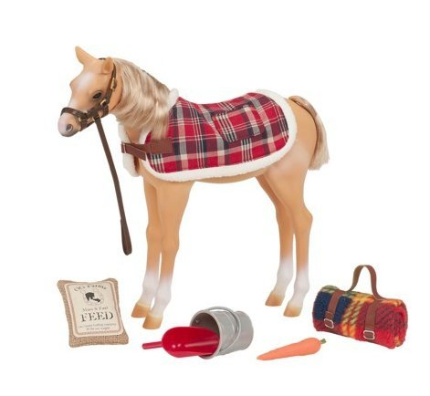 "Our Generation Perlino Foal Fall Winter For 18"" Dolls"