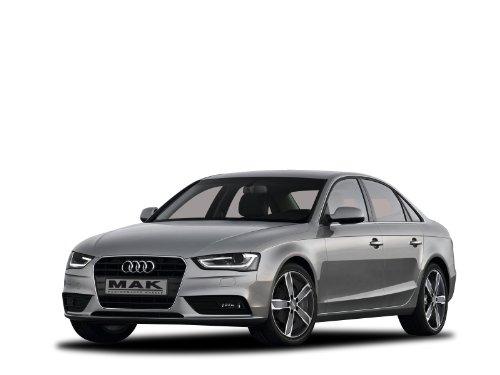 MAK-F8080DAQM47WS3X-Ruote-in-Lega-Leggera-Set-di-1-per-Audi-A4-colore-grigio-e-chrome