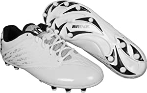 Brine Empress White Ladies Lacrosse Cleats - 9.5 by Brine
