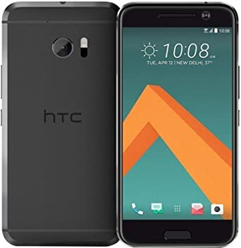 HTC 10 Lifestyle (Carbon Grey, 32GB) at amazon