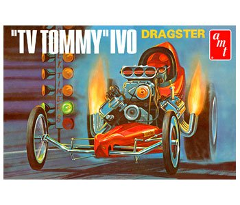 1/25 Ivo Front Engine Dragster (Dragster Model Kits compare prices)