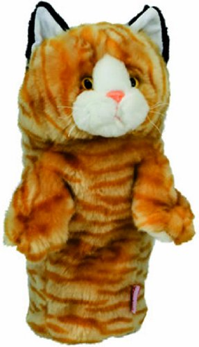 Daphne's Calico Cat  Headcovers (Golf Club Covers Animals compare prices)