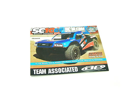 TEAM ASSOCIATED SC10GT RTR OWNERS INSTRUCTION MANUAL 7093