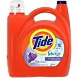 Tide With Febreze Freshness Spring And Renewal Scent Liquid Laundry Detergent 150 Fl Oz (Pack of 2)