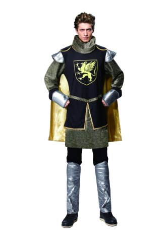 HGM Costume Men's Medieval Knight