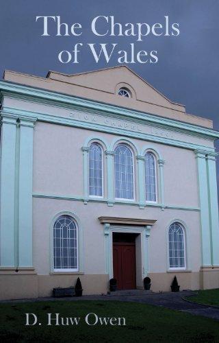 Welsh Chapels by Owen. D. Huw ( 2012 ) Paperback