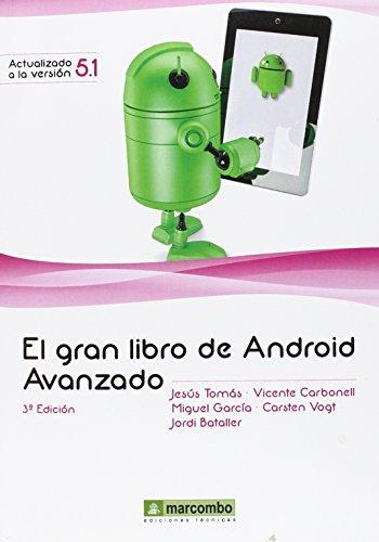 EL GRAN LIBRO DE ANDROID AVANZADO