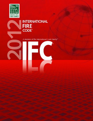 2012 International Fire Code - Soft-cover - ICC (distributed by Cengage Learning) - 3400S12 - ISBN:1609830466