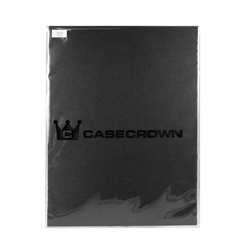 CaseCrown Transparent Screen Protector for the iPad 4 / iPad 3 / iPad 2 (QTY 3)